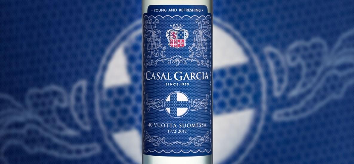 Casal Garcia é o vinho português mais vendido no Brasil