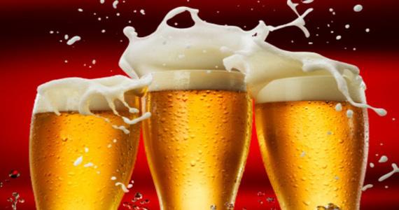 Cervejas importadas em alta