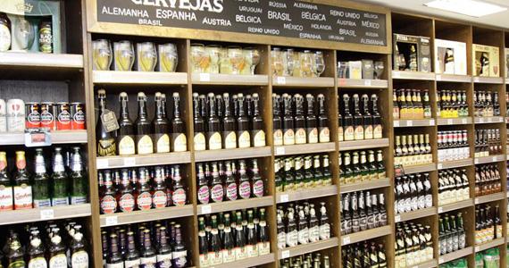 Número de cervejas importadas triplica no Brasil, mas 40% vêm só uma vez