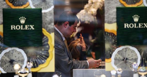 Rolex perde espaço no mercado brasileiro