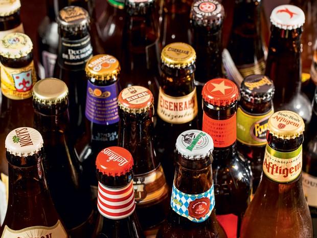 Mercado de cervejas especiais importadas cresce 68% em 2015.